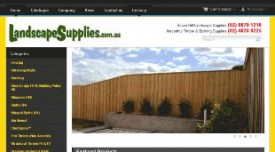 Fencing Alexandria - Landscape Supplies and Fencing