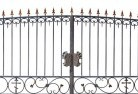 Alexandria Wrought iron fencing 10