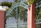 Alexandria Wrought iron fencing 12