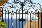 Alexandria Wrought iron fencing 13