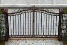 Alexandria Wrought iron fencing 14