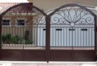 Alexandria Wrought iron fencing 2