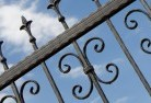 Alexandria Wrought iron fencing 6