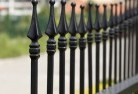 Alexandria Wrought iron fencing 8