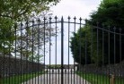 Alexandria Wrought iron fencing 9